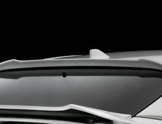 Prius PHV - ZVW52 - Rear Roof Spoiler - Colour: Attitude Black Mica 218 - Colour: Emotional Red 3T7 - Colour: Gray Metallic 1G3 - Colour: Silver Metallic 1F7 - Colour: Spired Aqua Metallic 791 - Colour: Steel Blonde Metallic 4X1 - Colour: Super White II040 - Colour: Thermo Tech Trim Green 6W7 - Colour: White Pearl Crystal Shine 070 - TSR50PR-RR-###