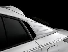 Prius PHV - ZVW52 - Rear Quarter Duct Panel - Colour: Attitude Black Mica 218 - Colour: Emotional Red 3T7 - Colour: Gray Metallic 1G3 - Colour: Silver Metallic 1F7 - Colour: Spired Aqua Metallic 791 - Colour: Steel Blonde Metallic 4X1 - Colour: Super White II040 - Colour: Thermo Tech Trim Green 6W7 - Colour: White Pearl Crystal Shine 070 - TSR50PR-QDP-###