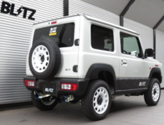 Jimny - JB64W - Pieces: 3 - Pipe Size: 50-2x50mm - Tail Size: 114.3mm - 63179V