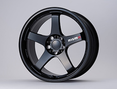 Nismo - LM GT4 Machining Logo 19inch Version