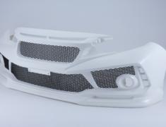 Civic Type R - FK8 - Material: FRP - Color: Unpainted - 71101-FK8-000