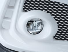 Civic Type R - FK8 - Material: FRP & Carbon - Color: Unpainted - 71101-FK8-010