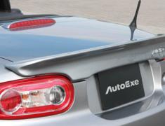 Roadster - NCEC - Rear Spoiler - Construction: FRP - Colour: Unpainted - MNC2600