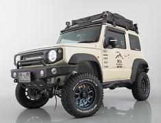 Aimgain - MT.8 Jimny Sierra Body Kit