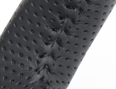 Jimny - JB64W - Type: Soft D Shape - Color: 42 Brown Wood - Stitch: Black - SZB-42BRW-BK