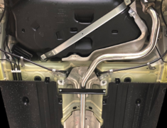 Swift Sport - ZC33S - Material: SUS304 - SRS-007