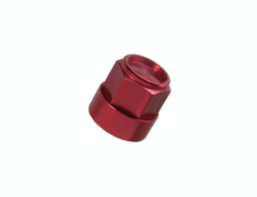 - Duralumin Shell - Colour: Red - Quantity: 1 - SLRBR