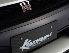Kansai Service - Aero Parts for NISSAN GT-R (R35 MY11 ~ 15)