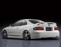 Celica GT-Four - ST205 - Rear Under Spoiler - Construction: FRP - Colour: Unpainted - EUR-ST205L-RUS
