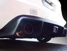 Civic Type R - FD2 - Type: Dual Exit (L+R) - Material: FRP - Colour: Matte Black - FEELS-FD2RMP-DMB