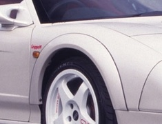 NSX - NA1 - Over Fenders - Construction: FRP - Colour: Unpainted - GM-0111