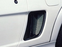 NSX - NA1 - Carbon Side Ducts (L&R) - Construction: Carbon - GM-0113