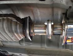 Kakimoto Racing - BEAMS Conversion Support Pipe
