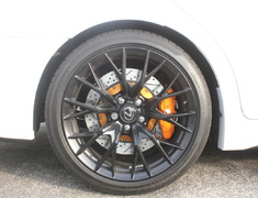 GS250 - GRL11 - Set: Rear - Rotor Type: 3 Piece - Rotor Size: 365mm x 28mm - BR.AX.RLX13-LX23