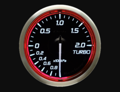 Defi - Racer Gauge N2 - Red