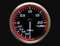 - Type: Turbo - Color: Red - Diameter: 60mm - Range: -100kPa to 200kPa - DF16603