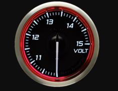 - Type: Voltage - Color: Red - Diameter: 52mm - Range: 10-15V - DF16503