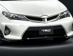 TRD - Toyota Auris Aero Parts