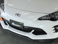 Kansai Service - Toyota 86 Aero Parts (after M/C)