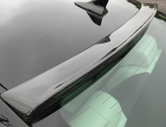 IS F - USE20 - Rear Roof Spoiler - Construction: FRP - Colour: Unpainted - FK-ISFAP-RRS