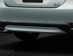 Camry - AXVH70 - Rear Bumper Garnish - Construction: PPE - Colour: Attitude Black Mica (218) >>> C0 (Metallic Silver) - Colour: Platinum White Pearl Mica (089) >>>A1 (Black) - MS313-33001-##