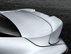 Camry - AXVH70 - Rear Trunk Spoiler - Construction: PPE - Colour: Attitude Black Mica (218) >>> C0 (Metallic Silver) - Colour: Platinum White Pearl Mica (089) >>>A1 (Black) - MS342-33001-##