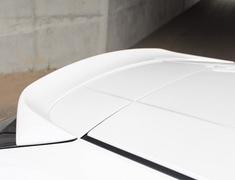 Mazda3 Fastback - BPFP - Rear Roof Spoiler - Construction: Urethane - Colour: Unpainted - 20-3003