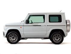 "Jimny - JB64W - Complete Kit & ""little G"" Wheels (x5) - Colour: Unpainted - Accent Color: Black Wheels (x5) - Accent Color: Silver Wheels (x5) - DAMD-JLG-CKLGW5"