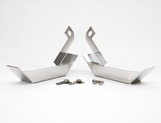 Jimny Sierra - JB74W - Material: Stainless Steel - B292513R