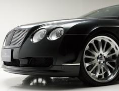 Continental GT - BCBWR - Front Spoiler - Construction: FRP - Colour: Unpainted - WEL-BCBWR-FS