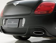 Continental GT - BCBWR - Rear Skirt - Construction: FRP - Colour: Unpainted - WEL-BCBWR-RS