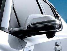C-HR - ZYX11 - Aero Door Mirror Fin - Construction: Resin (ABS) - MS329-47001