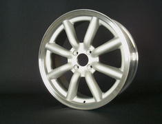 RS Watanabe - Magnesium Eight Spoke 15-17inch Wheels
