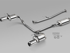 CR-V 4WD - RW2 - Pieces: 5 - Pipe Size: 60.5mm - Tail Size: 101.6mm - 18000-XNK-K1S0