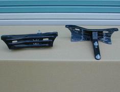 J-Blood  - Rear Bumper Brackets for AE86 Trueno