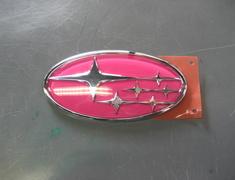 BRZ - ZC6 - Type: Rear - Colour: Pink - EMBLEMBRZR