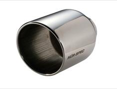 - VS Tail - Color: Mirror Finish - Diameter: 101.6mm - Pipe Diameter: 52mm - 62205