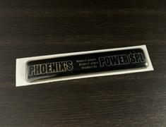 Phoenix Power - Phoenix's Power SPL Emblem