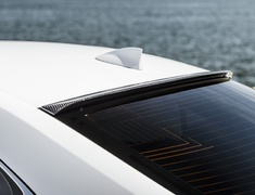 IS 200t - ASE30 - Roof Spoiler - Construction: Carbon - AIM-PVIPS-ISL-RSC