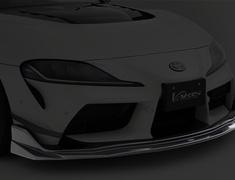Supra A90 RZ - DB02 - Front Spoiler - Construction: Carbon - Colour: Clear Finish - VATO-301