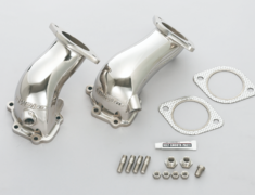 Tomei - Full Cast Turbo Outlet Pipe