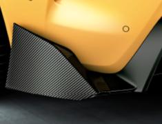 Supra A90 RZ - DB02 - GR Rear Side Spoiler - Construction: Carbon - MS343-14001