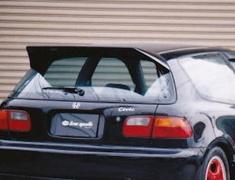 Live Sports - EG Civic 3 Door Rear Wing