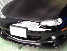 Roadster - NB6C - Material: FRP - Colour: Unpainted - NB-CR-01