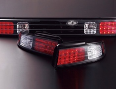 D-Max - S14 LED Tail Lamp 3 Piece Set