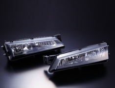 D-Max - S14 (Late) Crystal Headlight Set