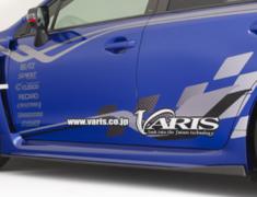 WRX S4 - VAG - Side Under Boards - Construction: Carbon - VASU-166