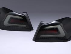 WRX S4 - VAG - LED Tail Lamp - Colour: Smoke - VLSU-007