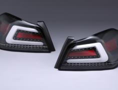 WRX S4 - VAG - LED Tail Lamp - Colour: Dark Clear - VLSU-008
