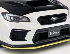 WRX S4 - VAG - Extension Lip for Front Spoiler - Construction: FRP - Colour: Unpainted - VASU211